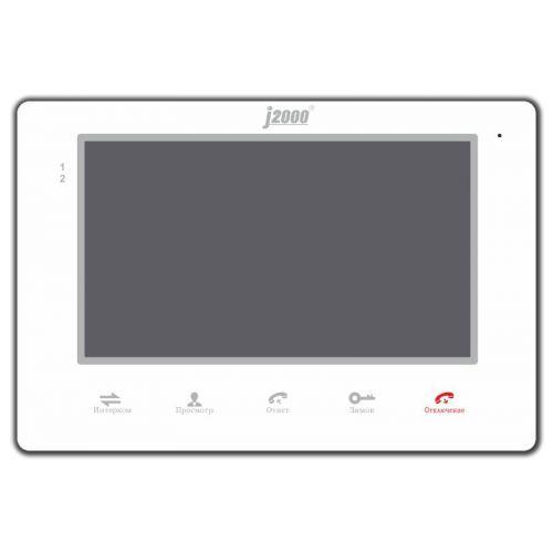 Монитор видеодомофона J2000-DF-ВИКТОРИЯ DVR