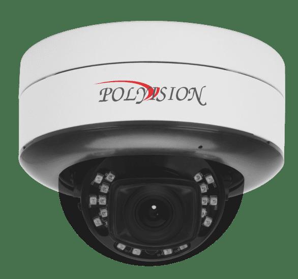Камера Polyvision PDL-IP2-V13MPA v.5.8.9 видеонаблюдения