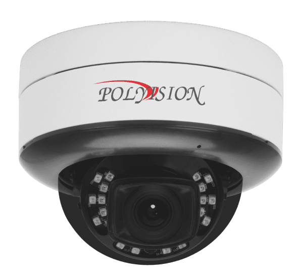 Камера Polyvision PDL-IP2-V13P v.5.4.9 видеонаблюдения