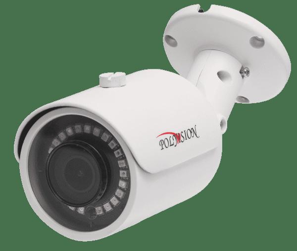Камера Polyvision PNL-IP2-B1.9MPA v.5.8.2 видеонаблюдения