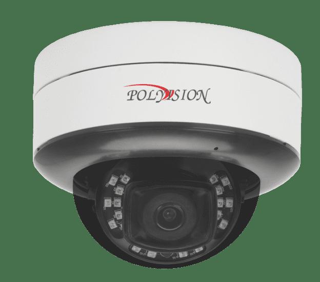 Камера PolyvisionPDL-IP2-B2.8MPA v.5.8.9 видеонаблюдения