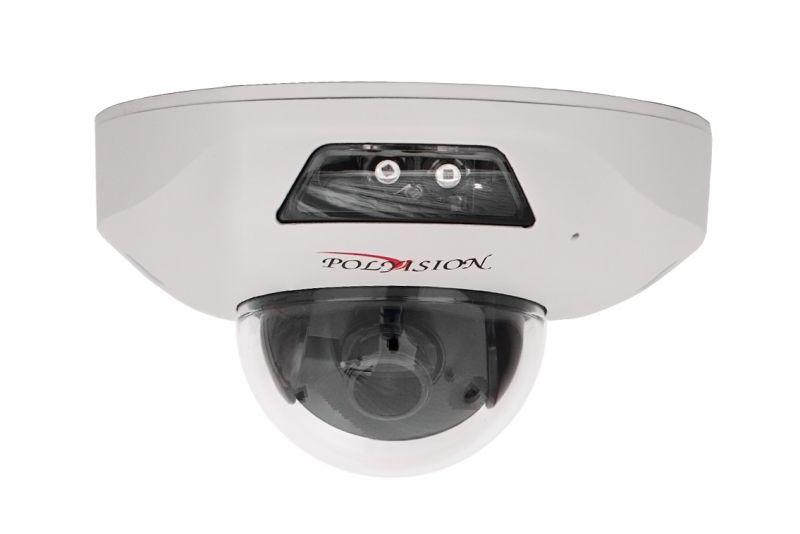Камера Polyvision  PDL-IP2-B2.8 MPA v.5.5.3 видеонаблюдения