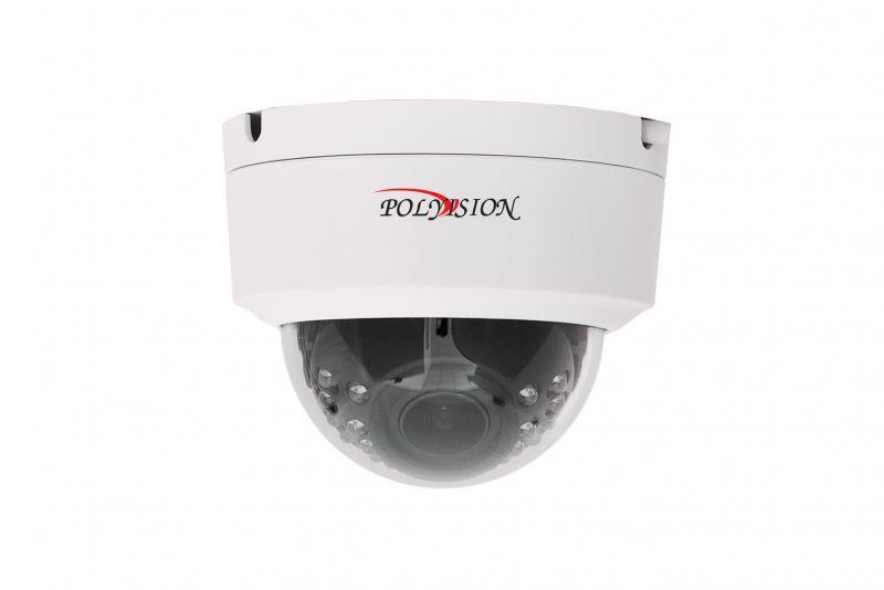 Камера Polyvision PDL1-IP2-V12MPA v.5.5.8 видеонаблюдения