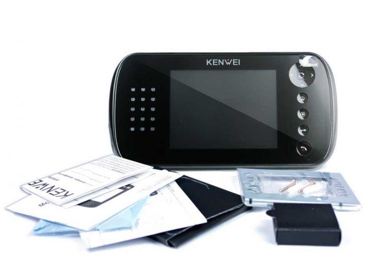 Монитор Kenwei KW-E562C видеодомофона