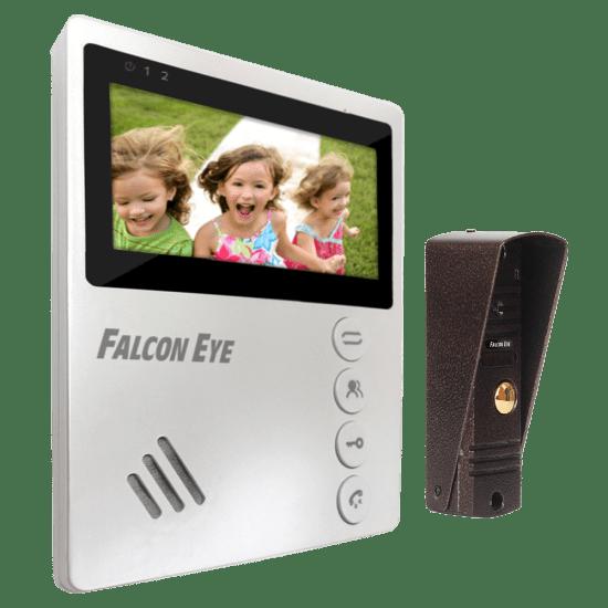 Комплект видеодомофона Falcon Eye KIT- Vista