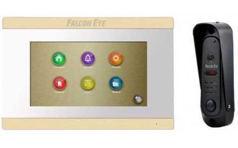 Комплект Falcon Eye FE-Aries панель FE-311A видеодомофона