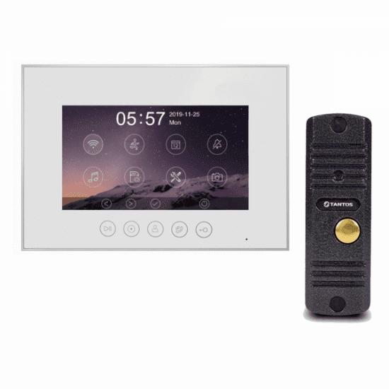 Комплект Tantos Marilyn HD S и Вызывная панель Tantos Corban HD видеодомофона