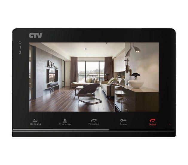 Монитор CTV-M2100 (белый, черный) видеодомофона