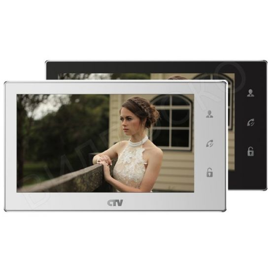 Монитоh CTV-M3701 видеодомофона