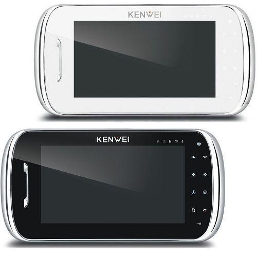 Монитор Kenwei KW-S704C-W200 видеодомофона