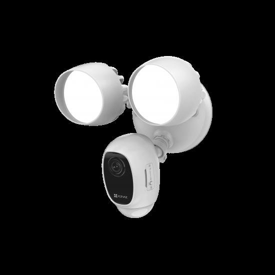 Камера EZVIZ LC1C (Белый, черный) (WiFi) видеонаблюдения