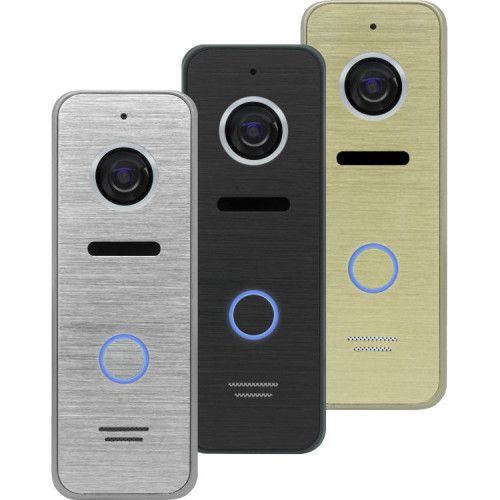 Панель Major LUX (черный, серебро, золото, белый) вызывная для видеодомофона