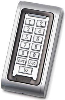 Считыватель Matrix-IV EHT Keys Metal