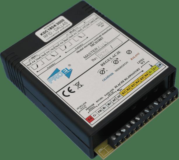Процессор CD-1803