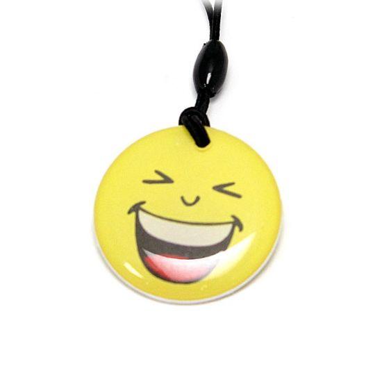 """Заготовка MF Zero """"Smile D25"""" брелок"""