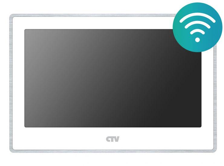 Монитор CTV-M5702 видеодомофона с Wi-Fi