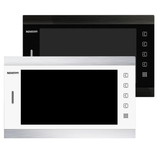 Монитор Novicam MAGIC 10 (белый, черный) видеодомофона