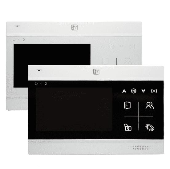 Монитор видеодомофона ST-М102/4 (S)