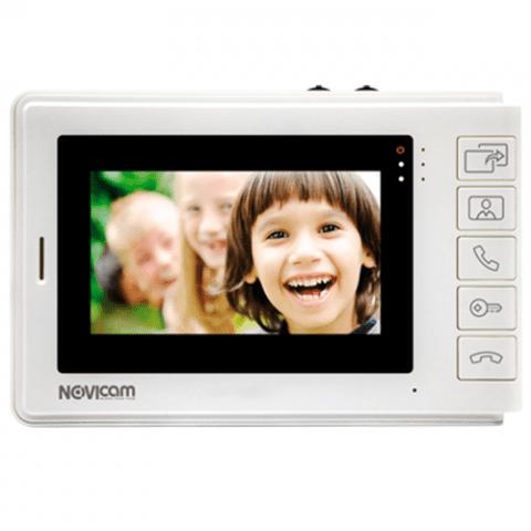 Монитор Novicam SMILE 7 HD видеодомофона