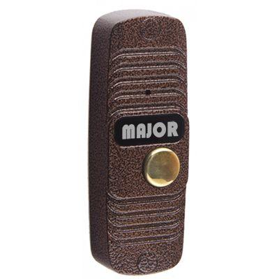 Панель Major Classic PRO2 (верс. Plus) (медь, черный, серебро) вызывная для видеодомофона