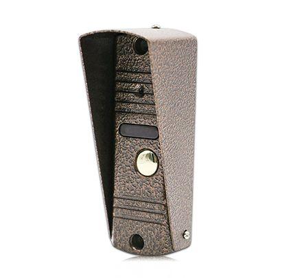 Панель J2000-DF-Адмирал с козырьком вызывная для видеодомофона