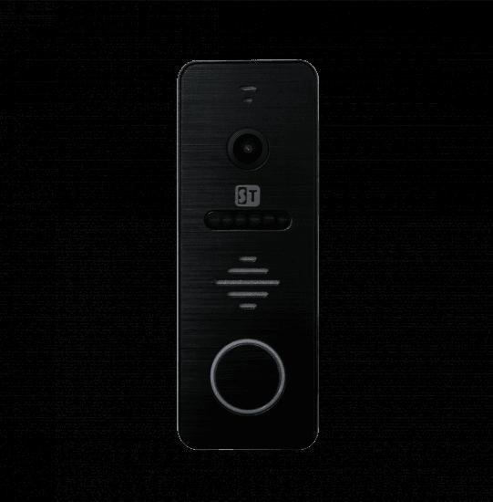 Панель ST-P201 (светло-серый, темно-серый, черный) вызывная для видеодомофона