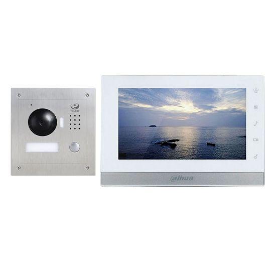 IP Комплект Dahua VTK-VTO2000A-VTH1550CH(S) видеодомофона