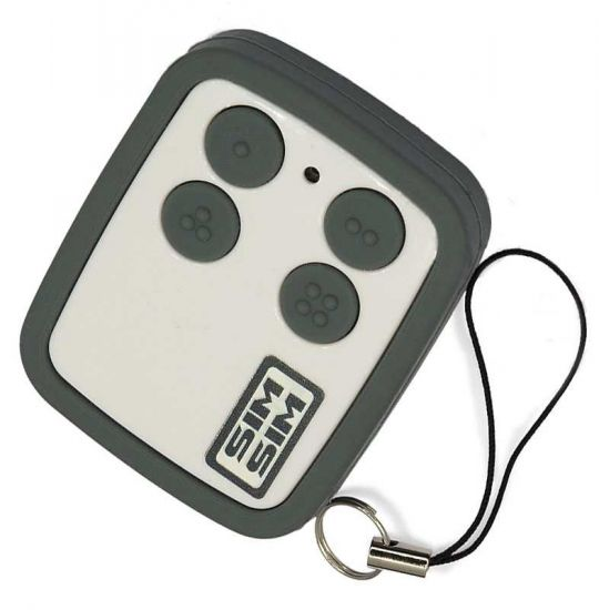 Пульт SIM-SIM для ворот и шлагбаумов