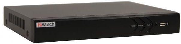 Регистратор HiWatch DS-H332/2Q 32-канальный гибридный HD-TVI