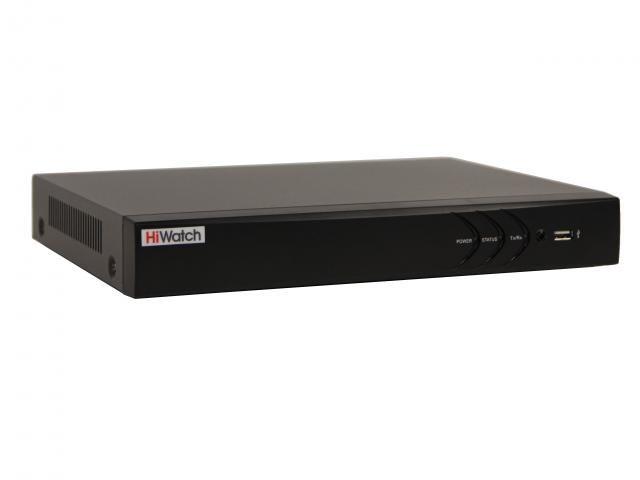 Регистратор HiWatch DS-N304(B) 4-канальный IP-регистратор
