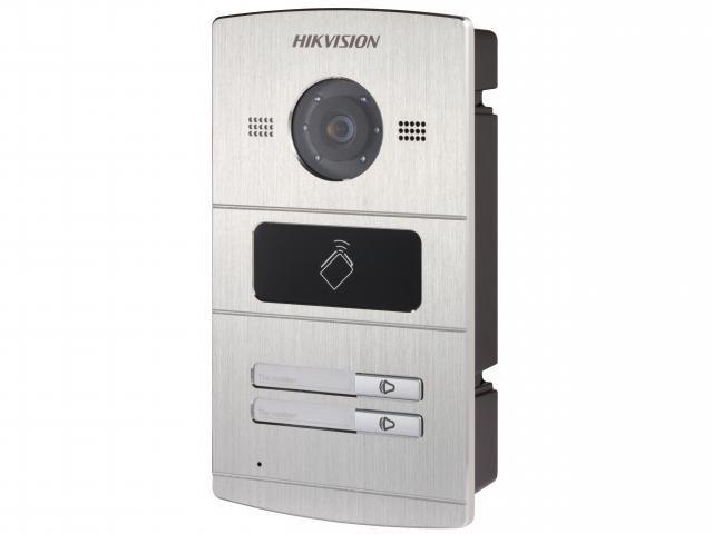 Вызывная панель для видеодомофона Hikvision DS-KV8202-IM