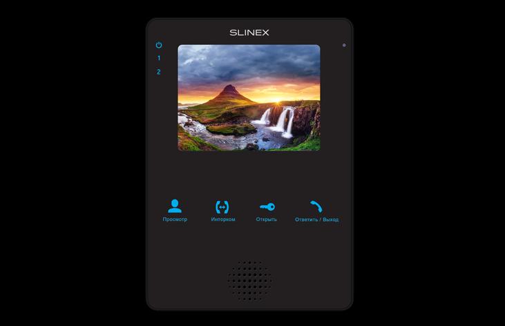 Монитор Slinex MS-04 видеодомофона