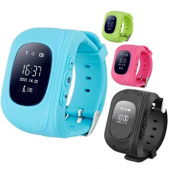 Детские часы с GPS трекером Smart Baby Watch Q50 (GW300)