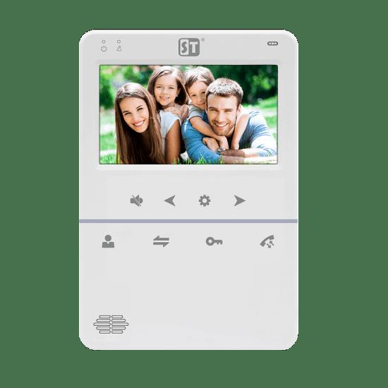 Монитор ST-M100/4 (S) видеодомофона