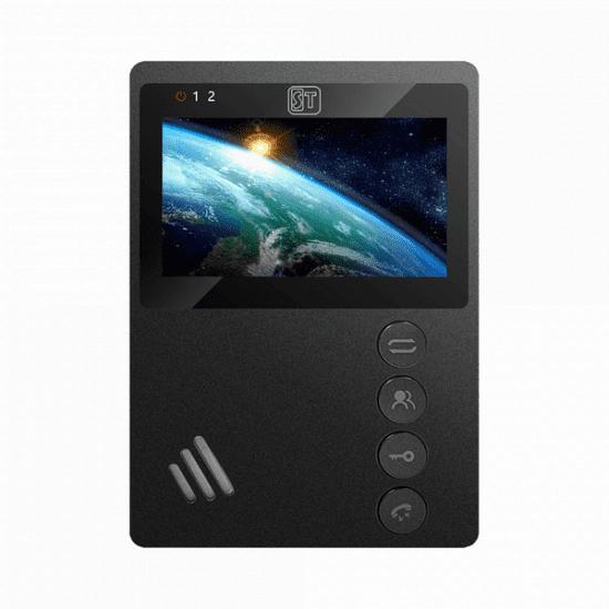 Монитор ST-M101/4 (M) видеодомофона