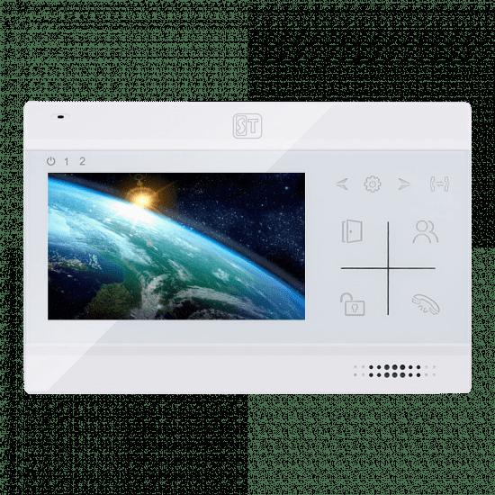 Монитор ST-M102/4 (S) видеодомофона