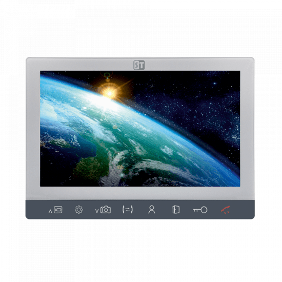 Монитор ST-M201/7 (S/SD) видеодомофона (белый, черный)