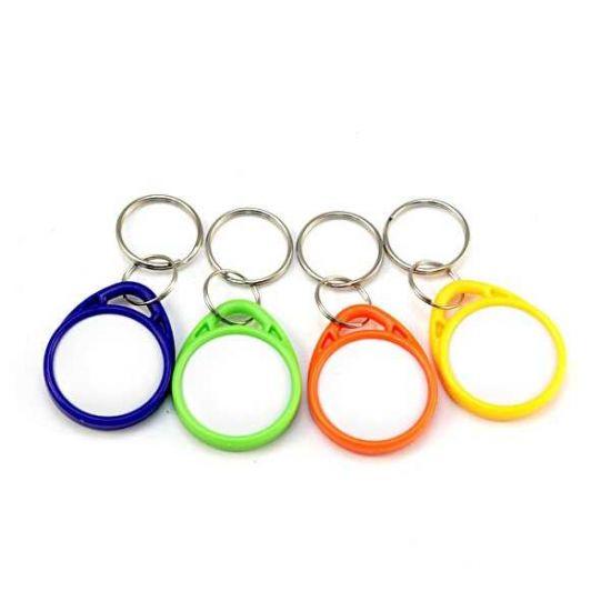 Заготовка RFID (H1) ABS двухцветный брелок