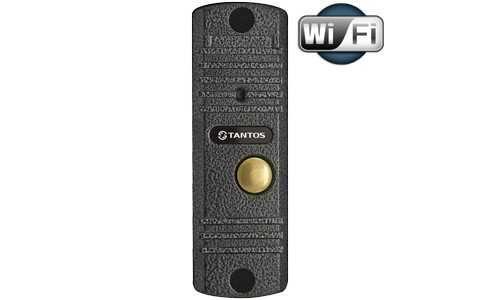 Панель Tantos Corban Wi-Fi вызывная для видеодомофона