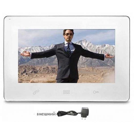 Монитор видеодомофона Tantos Stark VZ / XL (белый, черный)