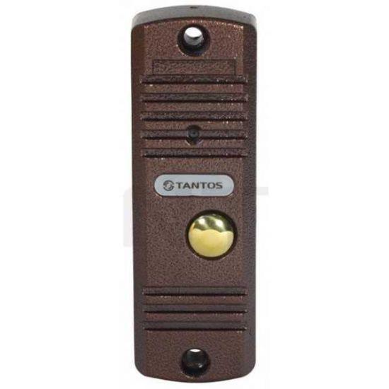 Панель Tantos Walle (черный, медный) вызывная для видеодомофона