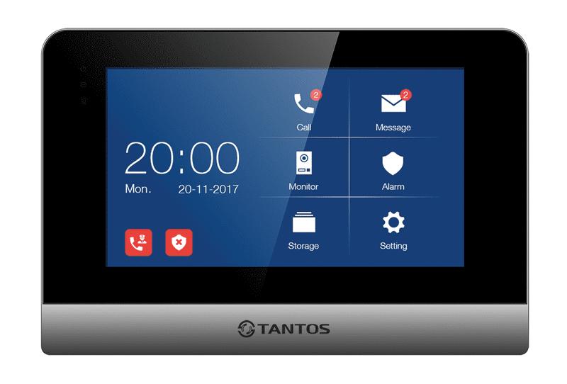 Монитор IP видеодомофона Tantos EasyMon-WiFi