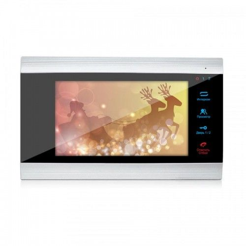 Монитор видеодомофона J2000-DF-ВАРВАРА AHD 2mp