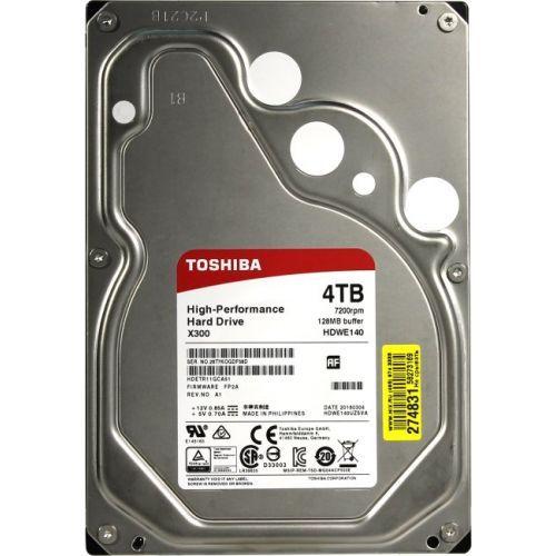 Жесткий диск TOSHIBA X300 HDWE140UZSVA
