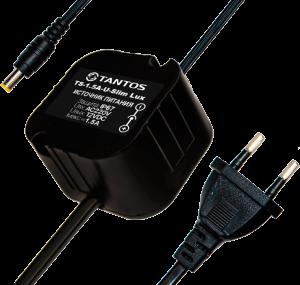 Источник вторичного электропитания Tantos TS-1,5A-U-Slim Lux