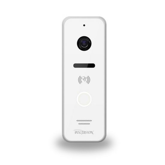 Цветная вызывная панель Polyvision PVP-L9-HDRF v.8.1 NFC для видеодомофона