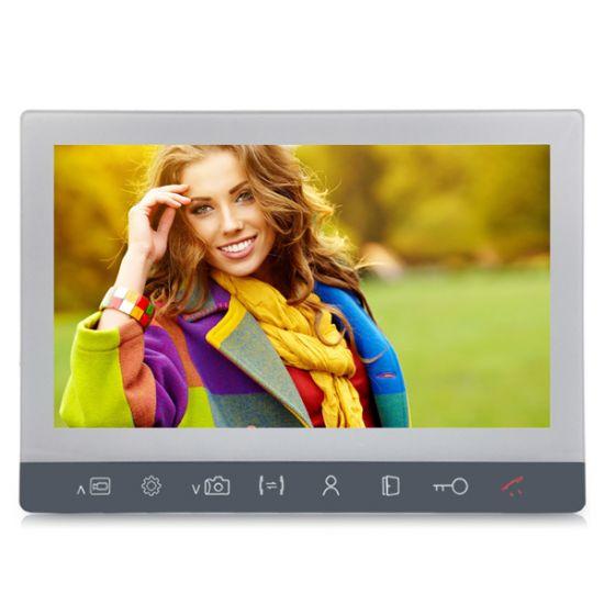 "Видеодомофон J2000-DF-АЛИСА-4 AHD 2mp 10"" цветной hands-free"