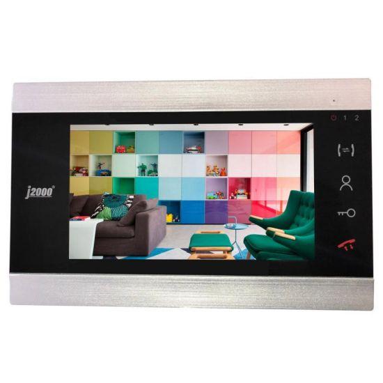 Видеодомофон J2000-DF-ВАРВАРА 7 цветной PAL hands-free