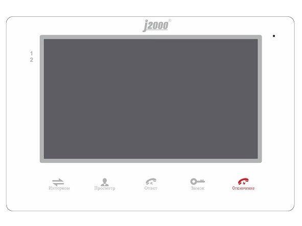 Монитор видеодомофона J2000-DF-Виктория