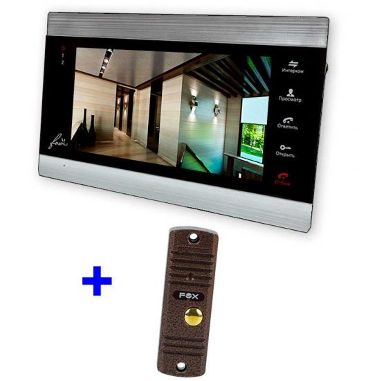 Комплект видеодомофона FX-VD7M Kit